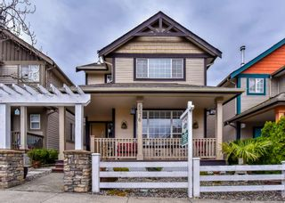 """Photo 1: 6576 193A Street in Surrey: Clayton House for sale in """"COPPER CREEK"""" (Cloverdale)  : MLS®# R2246737"""