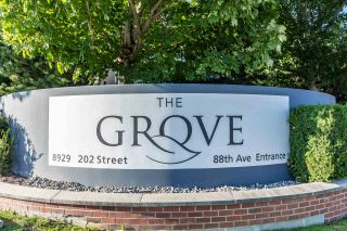 "Photo 1: A301 8929 202 Street in Langley: Walnut Grove Condo for sale in ""THE GROVE"" : MLS®# R2505734"