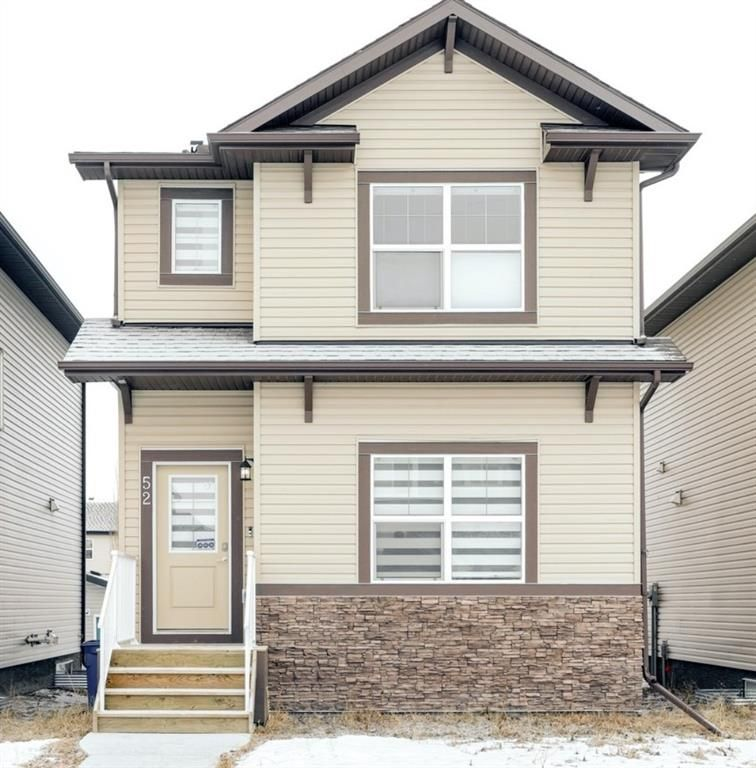 Main Photo: 52 Reunion Loop NW: Airdrie Detached for sale : MLS®# A1063482