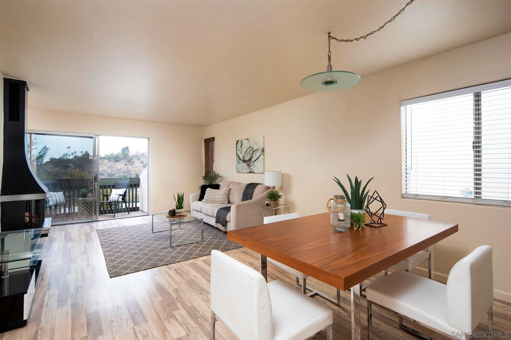 Main Photo: CLAIREMONT Condo for sale : 1 bedrooms : 4060 Huerfano Ave #240 in San Diego