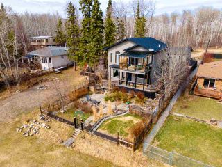 Photo 2: 857 West Cove Drive: Rural Lac Ste. Anne County House for sale : MLS®# E4241685