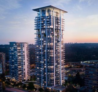 """Photo 1: 1708 450 WESTVIEW Street in Coquitlam: Coquitlam West Condo for sale in """"Hensley by Cressey"""" : MLS®# R2605345"""