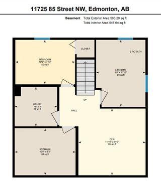 Photo 49: 11725 85 Street in Edmonton: Zone 05 House for sale : MLS®# E4244037