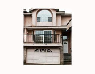 """Photo 1: 35 22488 116TH Avenue in Maple Ridge: East Central Townhouse for sale in """"RICHMOND HILL"""" : MLS®# V801990"""