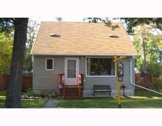 Photo 1: 159 HUMBOLDT Avenue in WINNIPEG: St Vital Single Family Detached for sale (South East Winnipeg)  : MLS®# 2716497