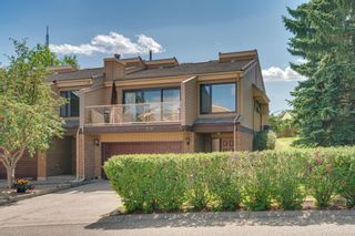 Photo 2: 1 1220 Prominence Way SW in Calgary: Patterson Row/Townhouse for sale : MLS®# A1144059