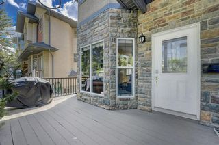 Photo 4: 1, 3421 5 Avenue NW in Calgary: Parkdale Row/Townhouse for sale : MLS®# A1057413
