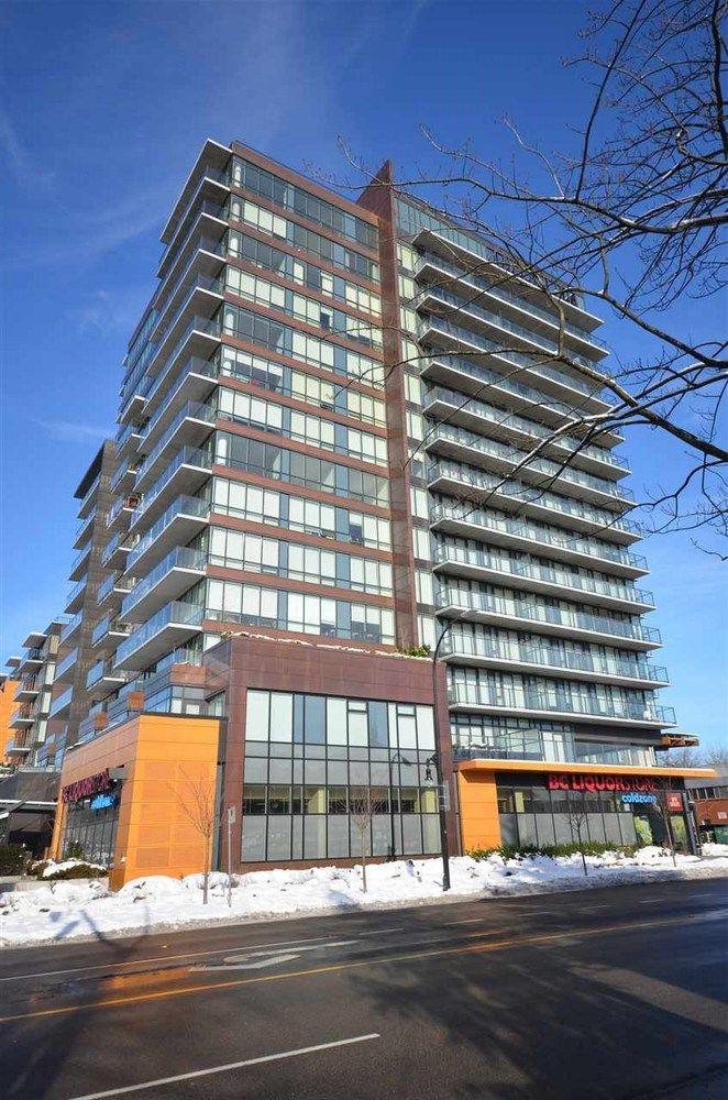 Main Photo: 806 8588 CORNISH STREET in Vancouver West: S.W. Marine Home for sale ()  : MLS®# R2138188