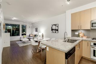 """Photo 6: 227 119 W 22ND Street in North Vancouver: Central Lonsdale Condo for sale in """"ANDERSON WALK"""" : MLS®# R2487523"""