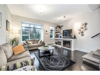 """Photo 3: 34 1299 COAST MERIDIAN Road in Coquitlam: Burke Mountain Townhouse for sale in """"BREEZE RESIDENCES"""" : MLS®# R2234626"""