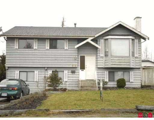 Main Photo: 6025 171A Street in Surrey: Cloverdale BC House for sale (Cloverdale)  : MLS®# F2702221