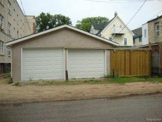 Photo 18: 532 MARYLAND Street in WINNIPEG: West End / Wolseley Residential for sale (West Winnipeg)  : MLS®# 1314916