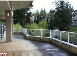 """Photo 9: 64 4001 OLD CLAYBURN Road in Abbotsford: Abbotsford East Townhouse for sale in """"Cedar Springs"""" : MLS®# F1009565"""