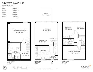 """Photo 24: 7462 13TH Avenue in Burnaby: Edmonds BE Townhouse for sale in """"The Poplars"""" (Burnaby East)  : MLS®# R2513858"""