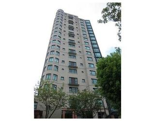 Photo 1: # 1102 2088 BARCLAY ST in Vancouver: Multifamily for sale : MLS®# V913287