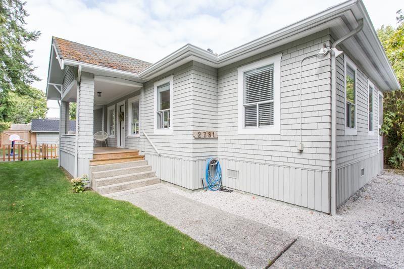 "Main Photo: 2781 GORDON Avenue in Surrey: Crescent Bch Ocean Pk. House for sale in ""CRESCENT BEACH VILLAGE"" (South Surrey White Rock)  : MLS®# R2611315"
