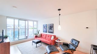 "Photo 4: 505 1635 W 3RD Avenue in Vancouver: False Creek Condo for sale in ""LUMEN"" (Vancouver West)  : MLS®# R2561190"