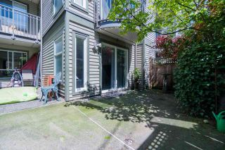 Photo 13: 106 888 W 13TH AVENUE in Vancouver: Fairview VW Condo for sale (Vancouver West)  : MLS®# R2164535