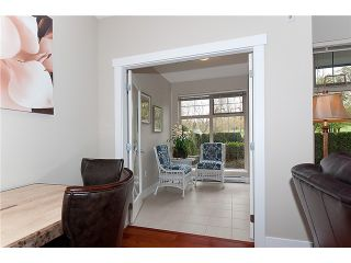 """Photo 6: 110 4885 VALLEY Drive in Vancouver: Quilchena Condo for sale in """"MACLURE HOUSE"""" (Vancouver West)  : MLS®# V881383"""
