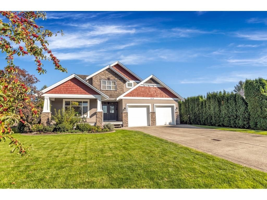 """Main Photo: 5120 214 Street in Langley: Murrayville House for sale in """"Murrayville"""" : MLS®# R2625676"""