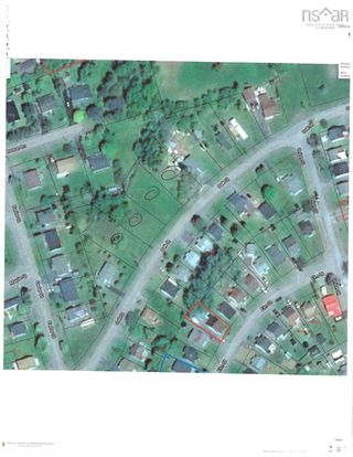 Photo 1: 164 Oak Street in Pictou: 107-Trenton,Westville,Pictou Vacant Land for sale (Northern Region)  : MLS®# 202123384