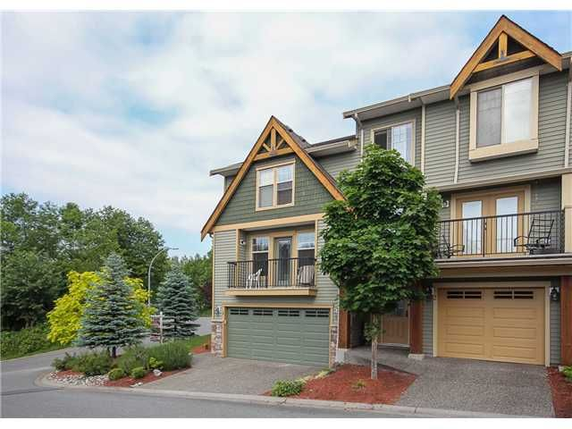 Main Photo: # 2 46840 RUSSELL RD in Sardis: Promontory Condo for sale : MLS®# H2152158