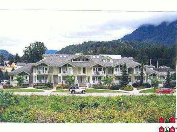 Main Photo: 205 1275 SCOTT Road in Hope: Hope Center Condo for sale : MLS®# H1300381