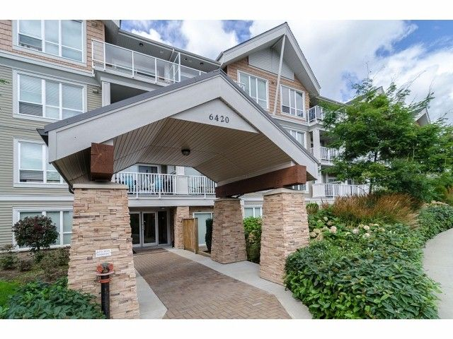 """Main Photo: 101 6420 194TH Street in Surrey: Clayton Condo for sale in """"Waterstone"""" (Cloverdale)  : MLS®# F1321755"""