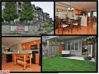 "Photo 1: 166 12040 68TH Avenue in Surrey: West Newton Townhouse for sale in ""Terrane"" : MLS®# F1208802"