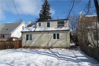 Photo 19: 184 Semple Avenue in Winnipeg: Scotia Heights Residential for sale (4D)  : MLS®# 1808115