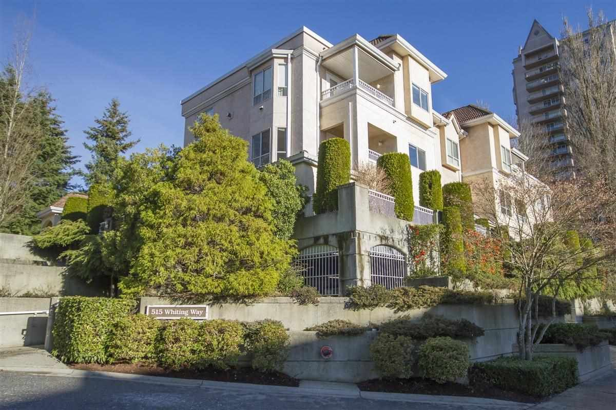 Main Photo: 203 515 WHITING Way in Coquitlam: Coquitlam West Condo for sale : MLS®# R2325584