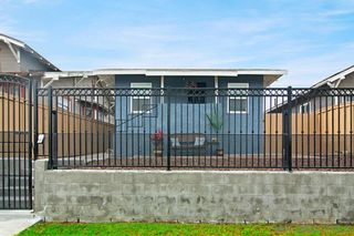 Photo 1: LOGAN HEIGHTS House for sale : 3 bedrooms : 2071 FRANKLIN AVE in San Diego