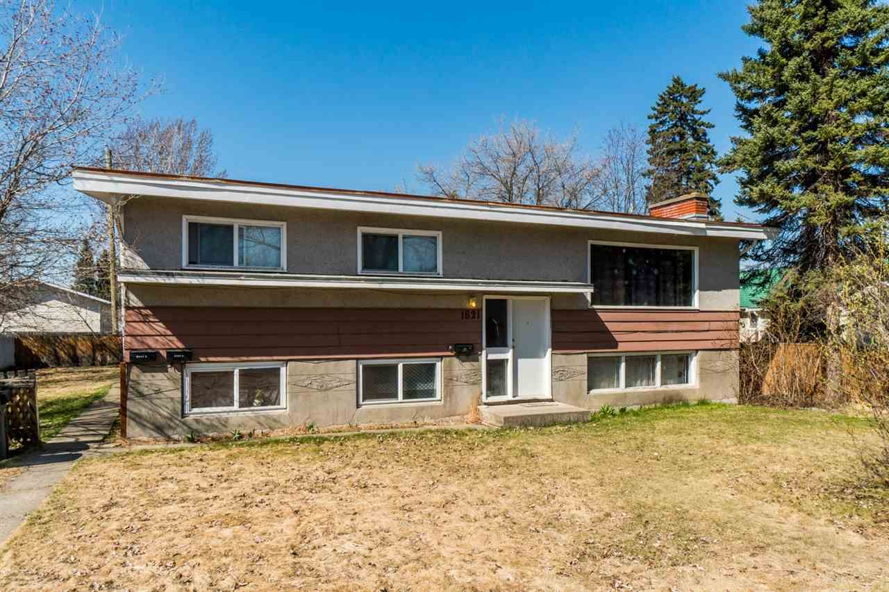 """Main Photo: 1821 MAPLE Street in Prince George: Connaught Triplex for sale in """"CONNAUGHT"""" (PG City Central (Zone 72))  : MLS®# R2566508"""