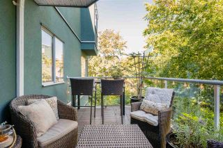 """Photo 24: 205 1530 MARINER Walk in Vancouver: False Creek Condo for sale in """"Mariner Point"""" (Vancouver West)  : MLS®# R2504408"""