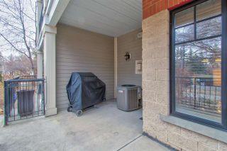 Photo 36: 102 9811 96a Street NW in Edmonton: Zone 18 Condo for sale : MLS®# E4241464