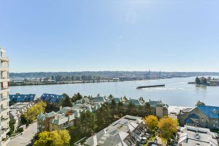 Photo 2: 1501 1065 QUAYSIDE DRIVE in New Westminster: Quay Condo for sale : MLS®# R2518489