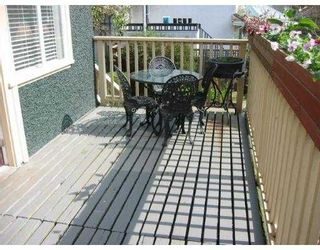 Photo 10: 450 W 15TH Ave in Vancouver: Mount Pleasant VW Townhouse for sale (Vancouver West)  : MLS®# V637812