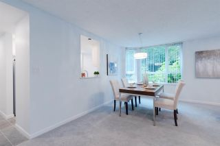 """Photo 5: 101 6152 KATHLEEN Avenue in Burnaby: Metrotown Condo for sale in """"THE EMBASSY"""" (Burnaby South)  : MLS®# R2308407"""