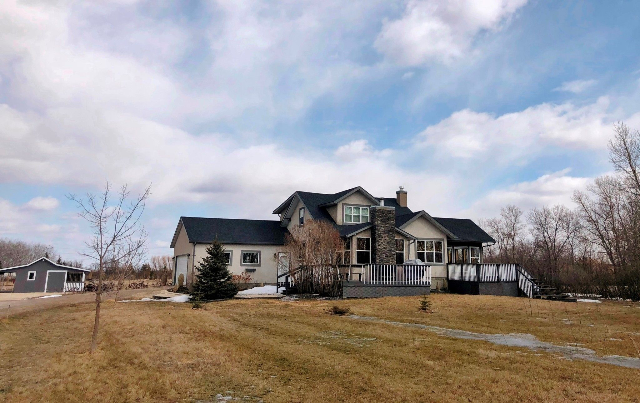 Main Photo: 69025 Willowdale Road in Cooks Creek: House for sale