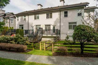 """Photo 30: 26 15075 60 Avenue in Surrey: Sullivan Station Townhouse for sale in """"NATURE'S WALK"""" : MLS®# R2560765"""