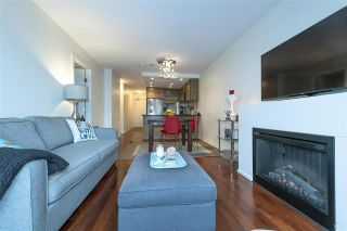 """Photo 4: 405 1690 W 8TH Avenue in Vancouver: Fairview VW Condo for sale in """"The Musee"""" (Vancouver West)  : MLS®# R2527245"""