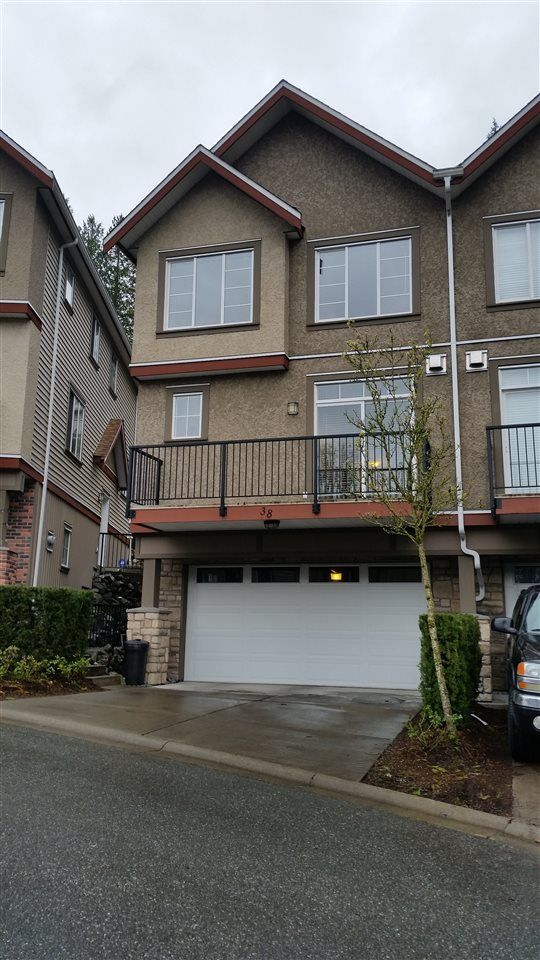 """Main Photo: 38 35626 MCKEE Road in Abbotsford: Abbotsford East Townhouse for sale in """"Ledgeview Villas"""" : MLS®# R2048845"""