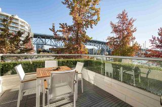 Photo 10: 204 1600 HORNBY STREET in Vancouver: Yaletown Condo for sale (Vancouver West)  : MLS®# R2116271