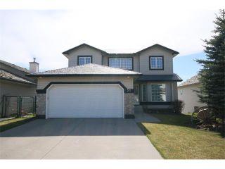 Photo 1: 51 GLENEAGLES View: Cochrane House for sale : MLS®# C4008842