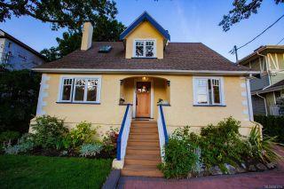 Photo 1: 1567 Yale St in : OB North Oak Bay House for sale (Oak Bay)  : MLS®# 881711