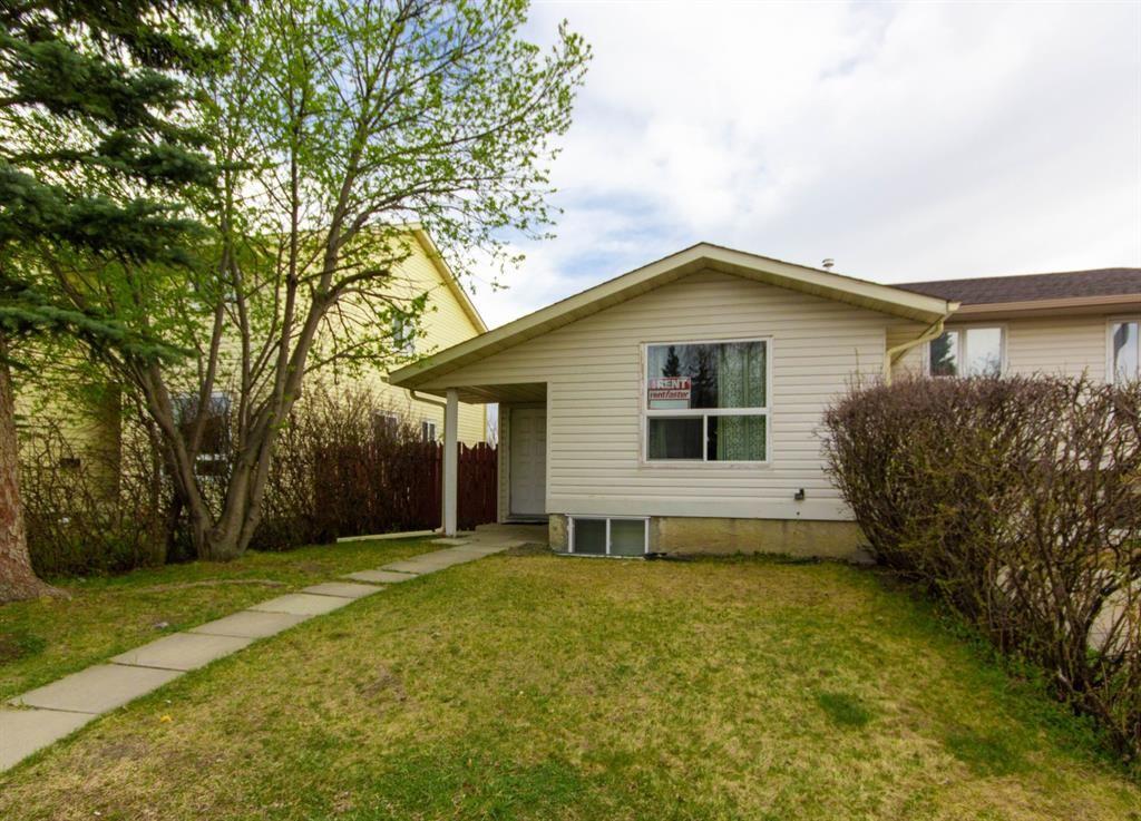 Main Photo: 75 Falchurch Road NE in Calgary: Falconridge Semi Detached for sale : MLS®# A1108420