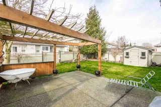 "Photo 38: 2837 BOXCAR Street in Abbotsford: Aberdeen House for sale in ""West Abby Station"" : MLS®# R2448925"