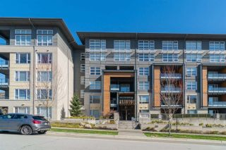"Main Photo: 204 9877 UNIVERSITY Crescent in Burnaby: Simon Fraser Univer. Condo for sale in ""Laureates"" (Burnaby North)  : MLS®# R2561409"