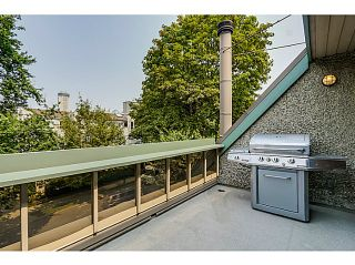 "Photo 13: 410 1500 PENDRELL Street in Vancouver: West End VW Condo for sale in ""PENDRELL MEWS"" (Vancouver West)  : MLS®# V1134010"