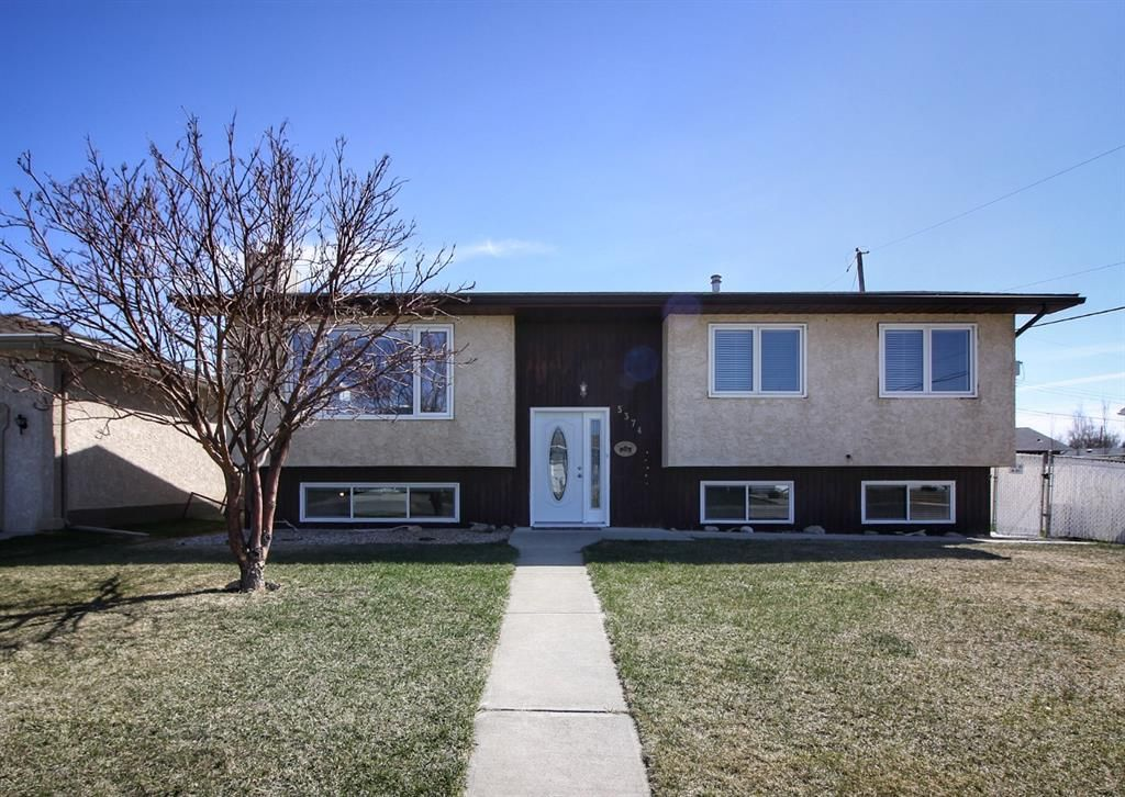 Main Photo: 5374 7 Street W: Claresholm Detached for sale : MLS®# A1091489